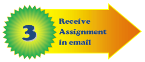 Recieve Assignment in Email